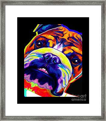 Abstract 10.13.14.01 Framed Print by Nixo