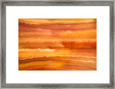 Abstract 14 Framed Print