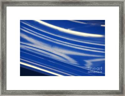 Abstract 14 Framed Print by Tony Cordoza
