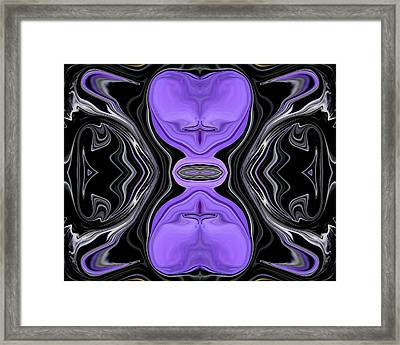 Abstract 157 Framed Print