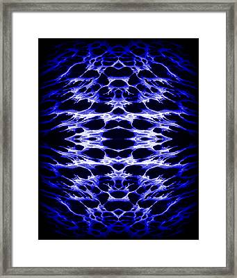 Abstract 159 Framed Print by J D Owen
