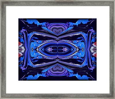 Abstract 175 Framed Print by J D Owen