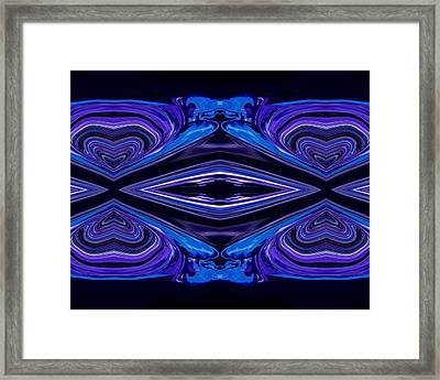 Abstract 176 Framed Print