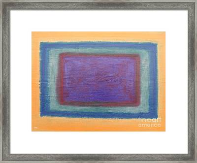 Abstract 186 Framed Print by Patrick J Murphy