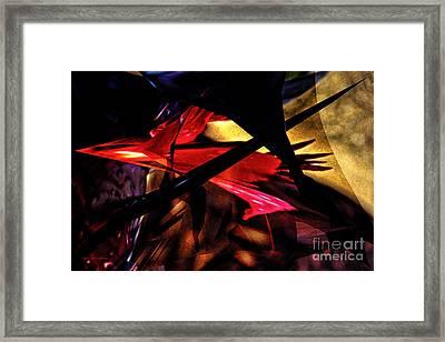 Abstract 2013 Framed Print by Gerlinde Keating - Galleria GK Keating Associates Inc
