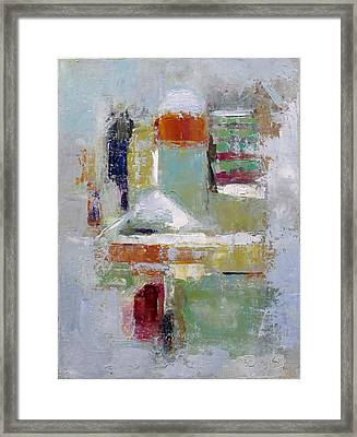 Abstract 2015 02 Framed Print