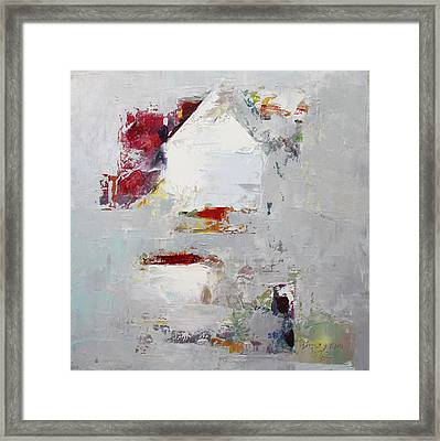 Abstract 2015 04 Framed Print