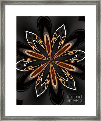 Abstract 251 Framed Print