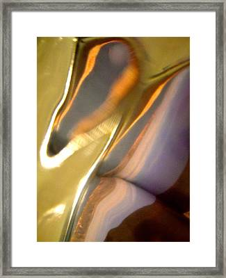 Abstract 3565 Framed Print by Stephanie Moore