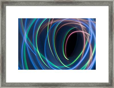 Abstract 40 Framed Print