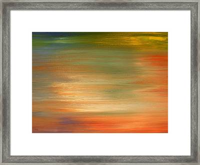 Abstract 424 Framed Print by Patrick J Murphy