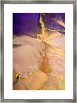 Abstract 4367 Framed Print