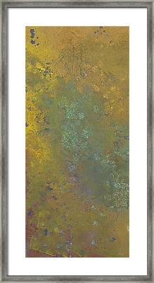 Abstract 5 Framed Print by Corina Bishop