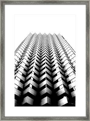 Abstract 5 Framed Print by Thomas Leon