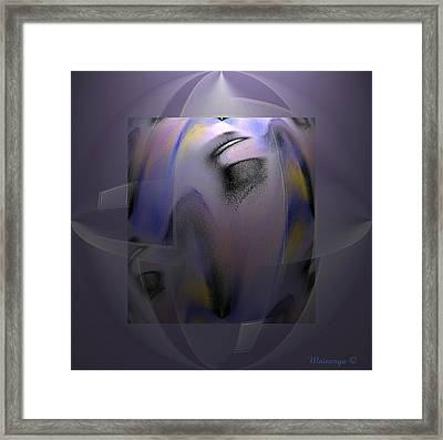 Abstract-55 Framed Print