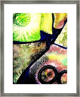 Abstract  57 Framed Print