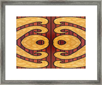 Abstract 66 Framed Print by Patrick J Murphy