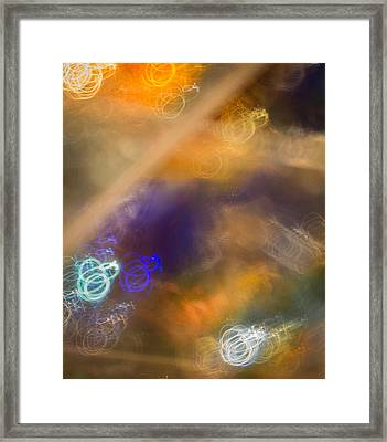 Abstract 7 Framed Print