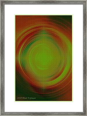 Abstract Art 3 Framed Print by Sonali Gangane