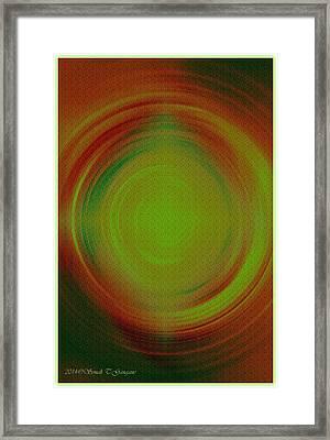 Abstract Art 3 Framed Print