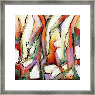 Abstract Art Forty-six Framed Print