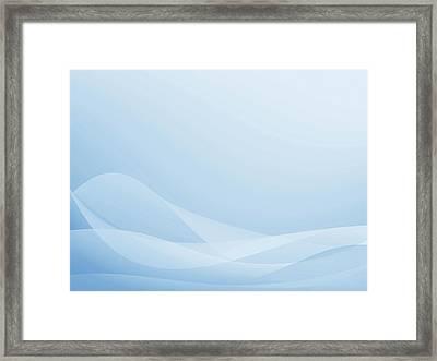 Abstract Artwork Framed Print by Wladimir Bulgar