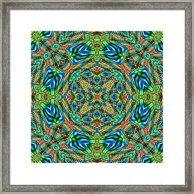 Abstract B33 Framed Print