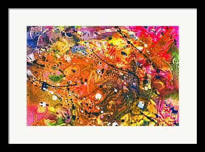 Hot Glue Framed Prints