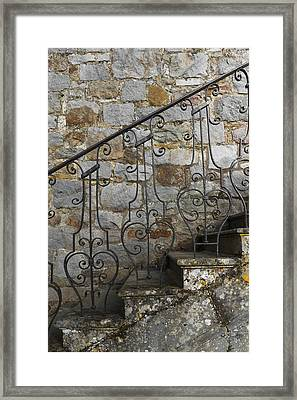 Abstract Exterior  Framed Print by Svetlana Sewell