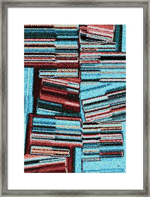 Abstract Fusion 251 Framed Print
