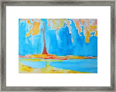 Abstract II Framed Print by Patricia Awapara