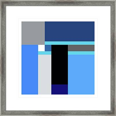 Abstract II Framed Print by Stuart Roy