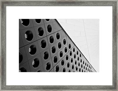 Abstract Las Vegas Framed Print