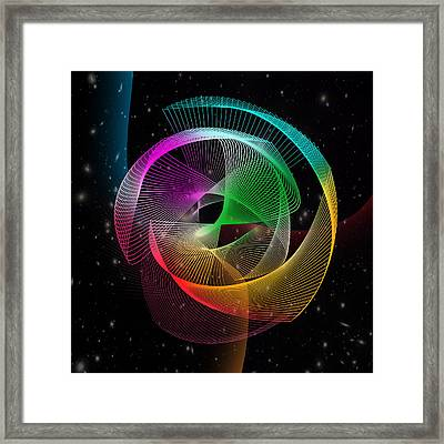 Abstract  Framed Print by Mark Ashkenazi
