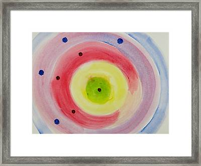 Abstract Matter Framed Print by Sonali Gangane