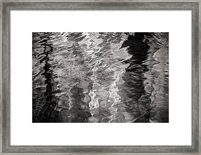 Abstract Movement Iv Framed Print