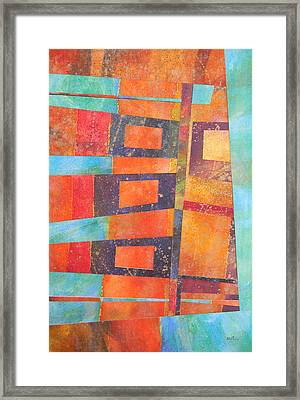 Abstract No.1 Framed Print by Adel Nemeth