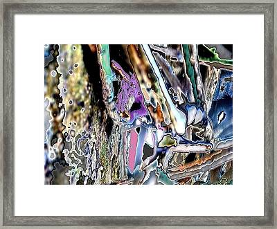 Abstract On Dream  Framed Print by Basant Soni