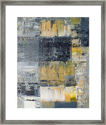 Abstract Painting No. 4 Framed Print