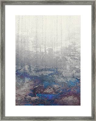 Abstract Print 12 Framed Print by Filippo B