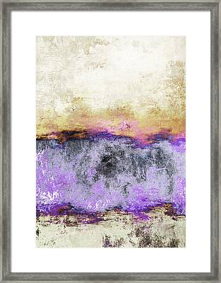 Abstract Print 20 Framed Print by Filippo B