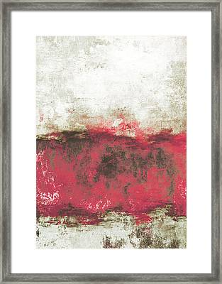 Abstract Print 21 Framed Print
