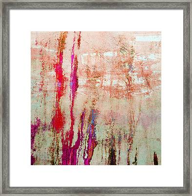 Abstract Print 22 Framed Print by Filippo B