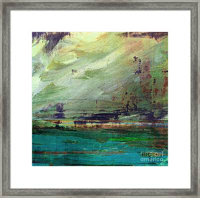 Abstract Print 4 Framed Print by Filippo B