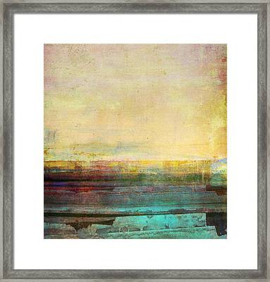 Abstract Print 5 Framed Print by Filippo B