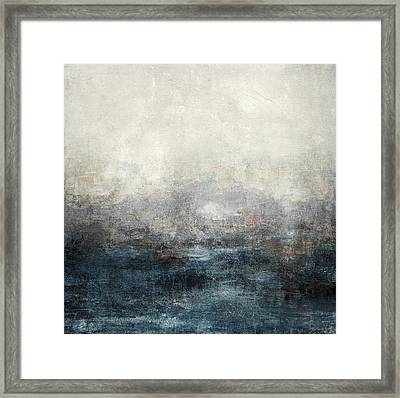 Abstract Print 9 Framed Print by Filippo B