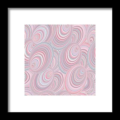Linen Framed Prints