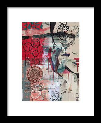 Arcana Framed Prints