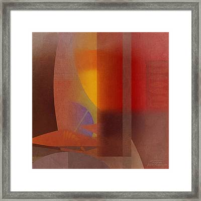 Abstract Tisa Schlemm 04 Framed Print