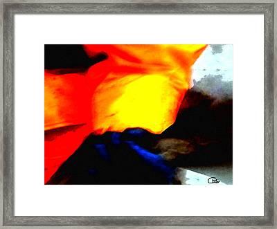 Abstract Vision Framed Print